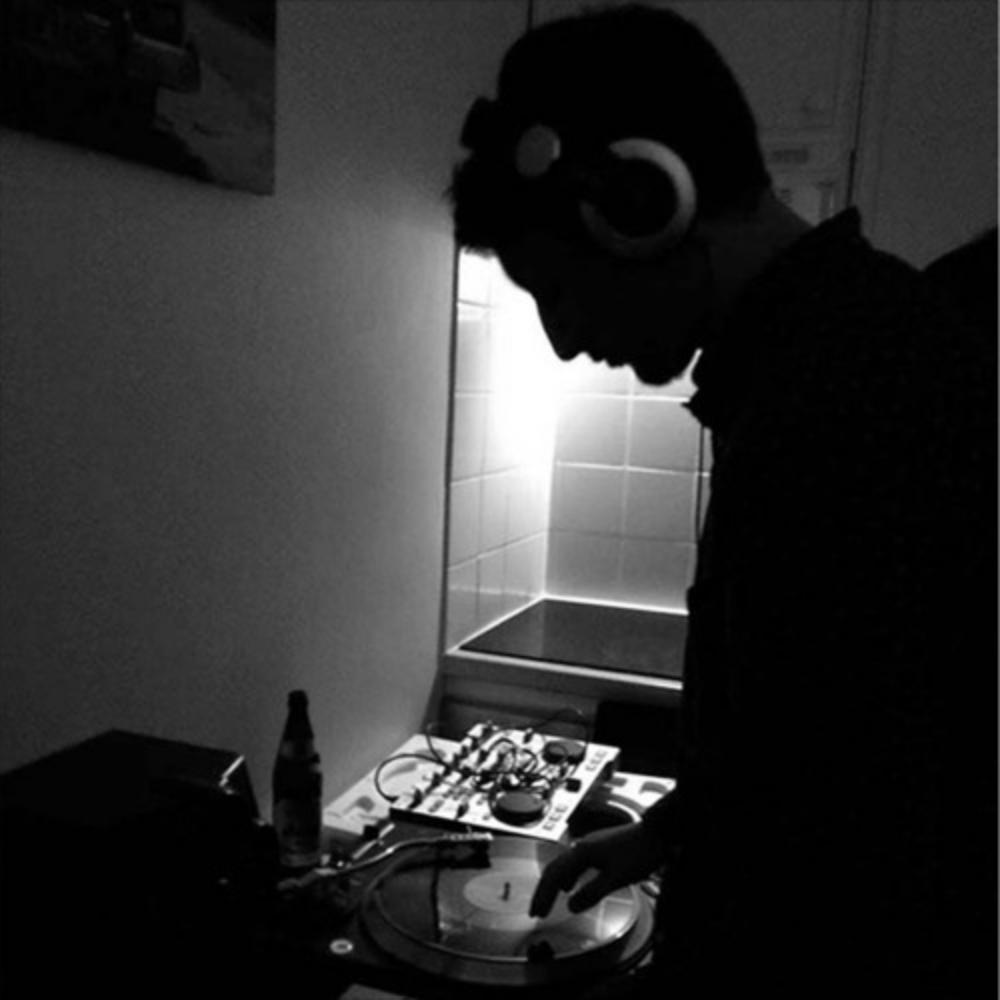 Prajay Harji mixing desk
