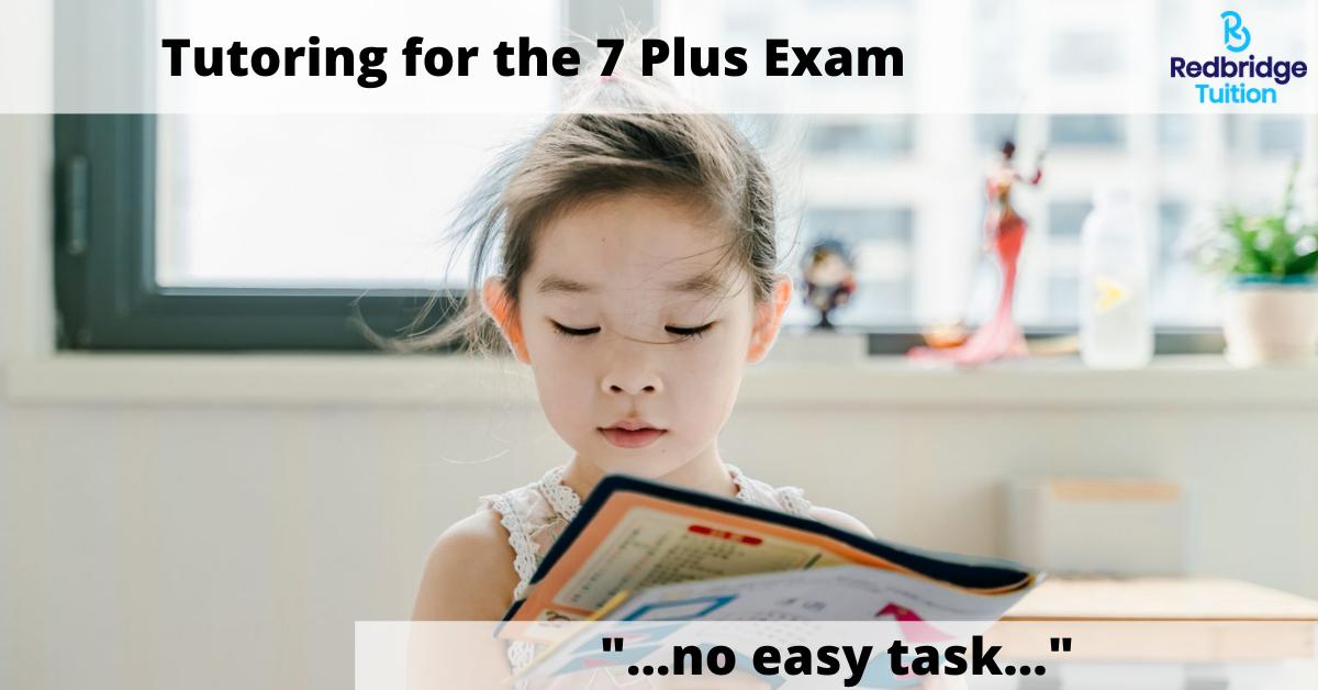 7 plus exam