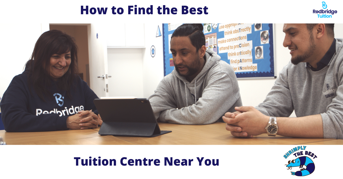 how to find the best tuition centre blog