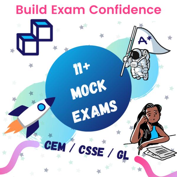 11 Plus Mock Exams