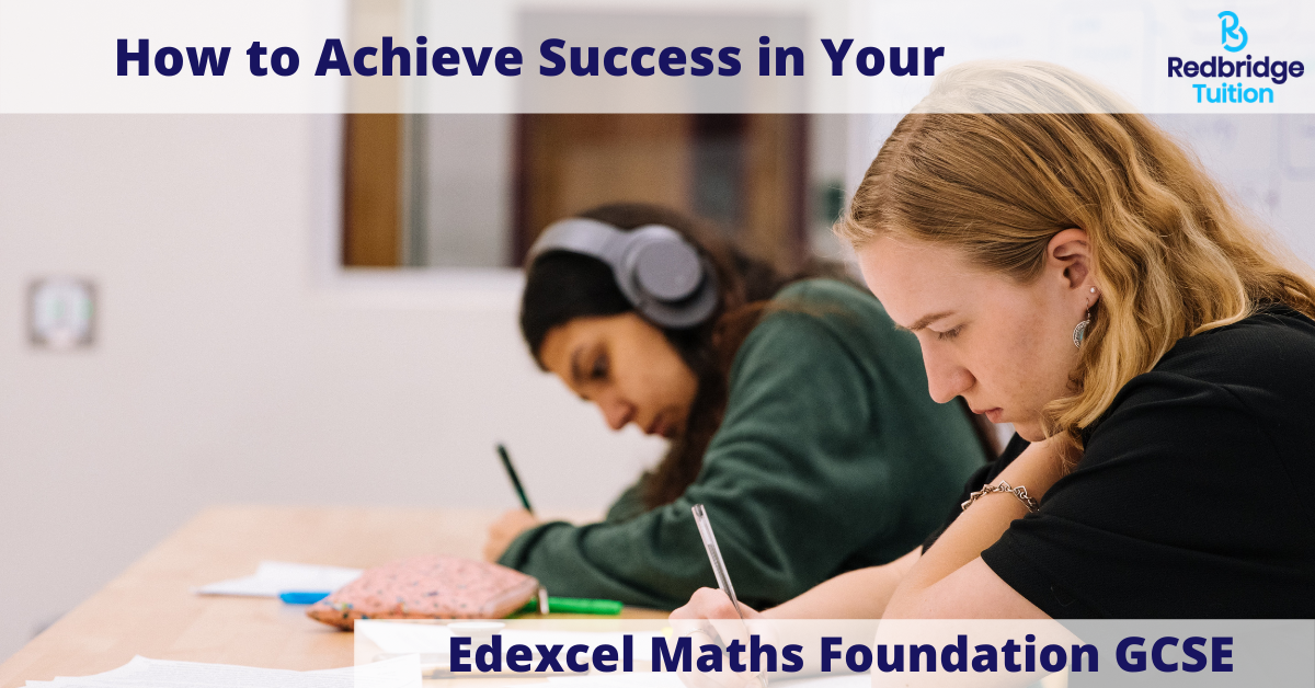 Achieve success in your edexcel foundation GCSE
