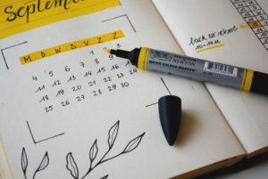 The 11 plus preparation timetable