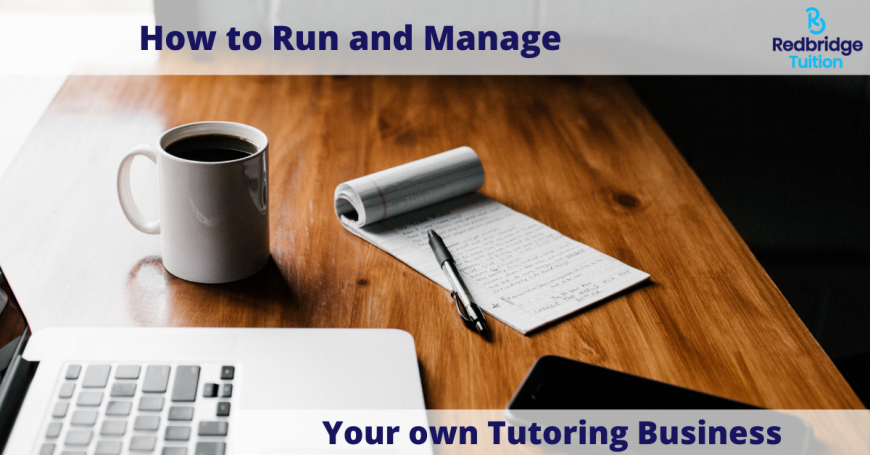 Manage Tutoring Business
