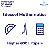Edexcel Maths Higher GCSE Papers