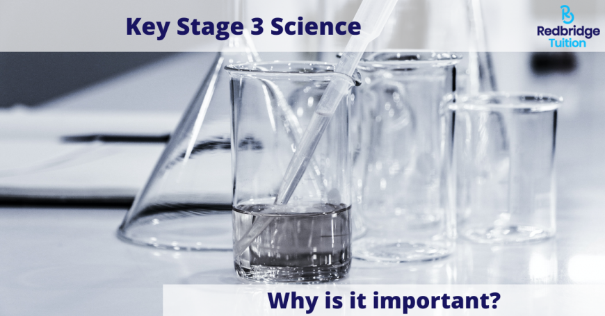 Key Stage 3 Science - Why is it important?