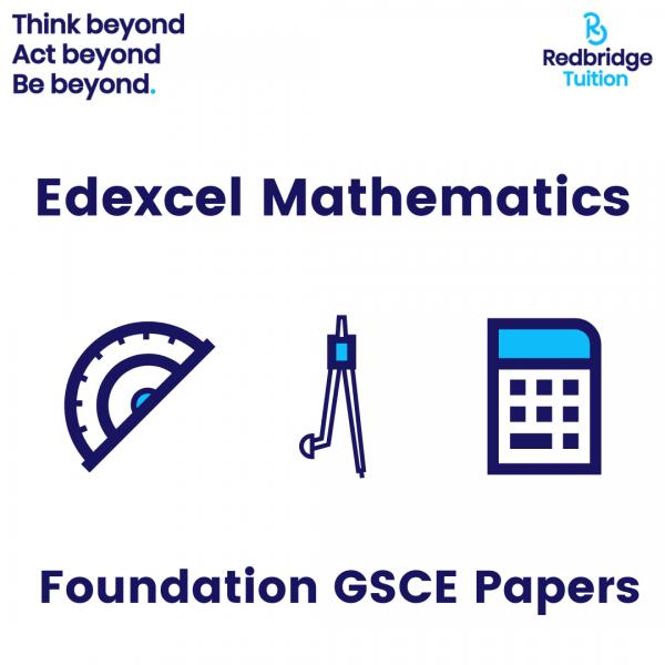 Edexcel Maths Foundation GCSE Papers